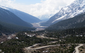 Lachung yumthang valley