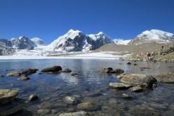 Lachen Gurudogmar Lake